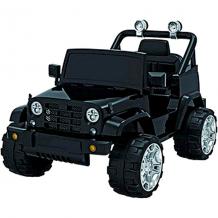 Купить внедорожник наша игрушка, черный, свет/звук 11386881