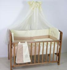Купить комплект в кроватку fairy волшебная полянка 140х70 (7 предметов) 0001017.100