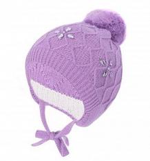 Купить шапка журавлик семицветик, цвет: сиреневый ( id 10401110 )