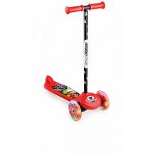 Купить трехколесный самокат small rider scooter flash, красный ( id 11450505 )