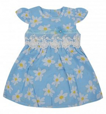 Купить платье малинка, цвет: голубой ( id 8043853 )