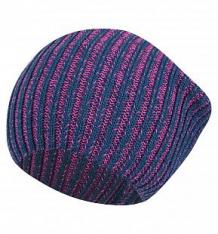Купить шапка stella, цвет: синий/фуксия ( id 8744899 )