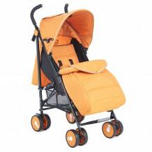 Купить коляска-трость glory 1107, цвет: желтый ( id 12172912 )