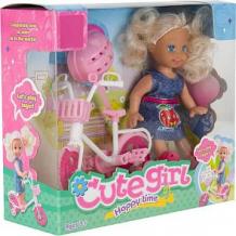 Купить игровой набор игруша кукла с аксессуарами 9 см ( id 9690840 )