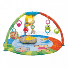 Развивающий коврик Chicco Bubble Gym 3 в 1 69028