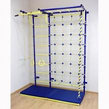 Купить спортивный комплекс пионер с4с, цвет:синий/желтый ( id 5172553 )
