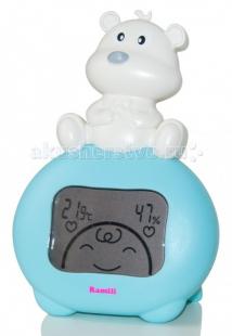 Купить термометр ramili гигрометр для детской комнаты et1003 et1003