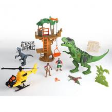 Купить игоровой набор chap mei охота на тираннозавра в джунглях ( id 12552746 )