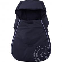 Купить конверт в коляску hug driving , concord, midnight black ( id 5485185 )