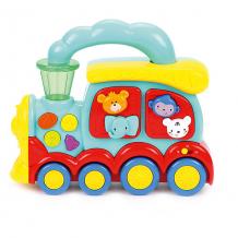 """Купить музыкальная игрушка жирафики """"весёлый паровозик"""" ( id 12539427 )"""