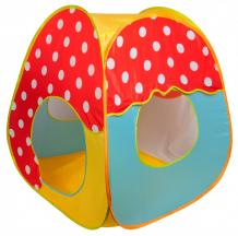 Купить ching ching игровая палатка с шарами гриб cbh-33