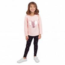 Купить джемпер santa&barbara, цвет: розовый ( id 11043026 )