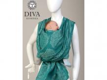 Купить слинг diva essenza шарф, хлопок-лен