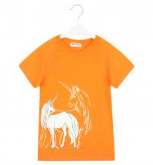 Купить футболка shishco, цвет: оранжевый ( id 8907229 )