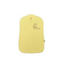 Купить leo пеленка-кокон непоседа, цвет: желтый 1714-4д/ф