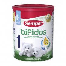 Купить semper молочная смесь bifidus nutradefense 1 0-6 мес. 400 г 991697