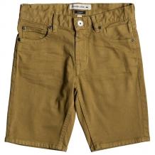 Купить шорты классические детские quiksilver dist col wood thrush коричневый ( id 1200539 )