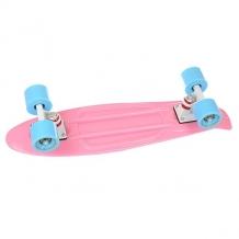 Купить скейт мини круизер turbo-fb cruiser sweet pink 5.75 x 22 (55.9 см) розовый ( id 1151767 )