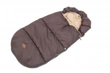 Купить зимний конверт в коляску mammie, коричневый mammie 997026902
