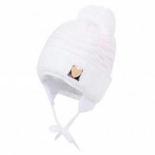 Купить шапка aliap, цвет: белый/розовый ( id 10976348 )