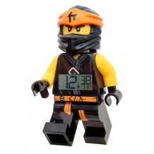 Купить часы lego будильник ninjago минифигура cole 7001118