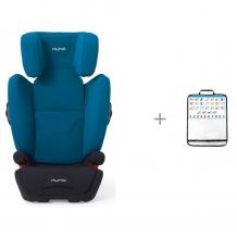 Купить автокресло nuna aace с защитной накидкой на спинку сидения roxy-kids