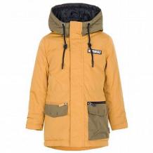 Купить куртка boom by orby, цвет: желтый ( id 10859990 )