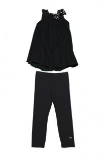 Купить костюм: топ и леггинсы armani junior ( размер: 112 5 ), 11450045