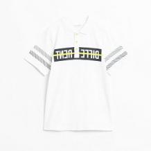 Купить футболка coccodrillo, цвет: белый ( id 12803518 )