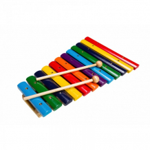 Купить музыкальный инструмент flight ксилофон деревянный 12 тонов fx-12c