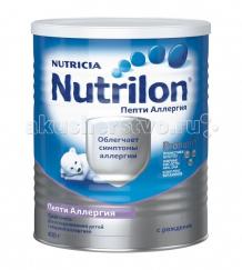 Купить nutrilon заменитель пепти аллергия с рождения 400 г 06275