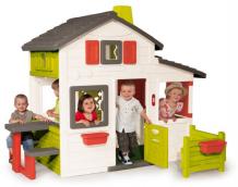 Купить smoby игровой домик для друзей 310209