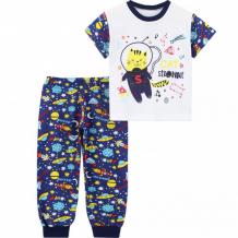 Купить babycollection пижама для мальчика (футболка, брюки) космонавт 654/pjm006/sph/k1/001/p1/p*m