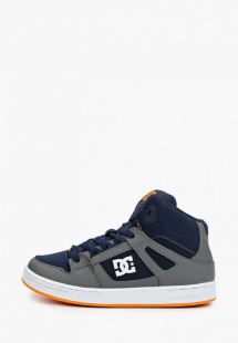 Купить кеды dc shoes dc329abfqeu7a060