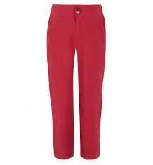 Купить брюки semicvet, цвет: бордовый 1-827