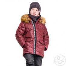 Купить куртка boom by orby, цвет: бордовый ( id 11116022 )