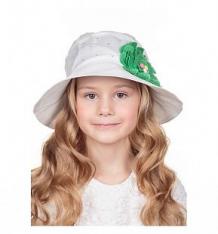 Купить шляпа levelpro kids, цвет: белый/зеленый ( id 9114973 )