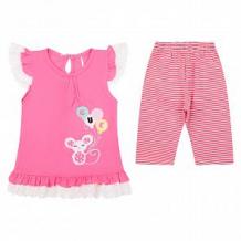 Купить комплект туника/лосины bony kids, цвет: мультиколор ( id 11372518 )