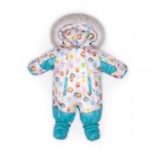 Купить malek baby комбинезон-трансформер шарики-зверушки 145шм/2 145шм/2
