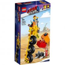 Купить lego movie трехколёсный велосипед эммета! 70823 ( id 9167637 )