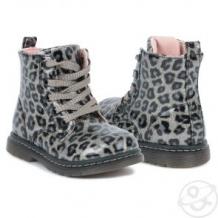 Купить ботинки kidix, цвет: серый ( id 11773528 )