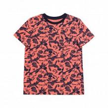 Купить футболка chinzari страны мира, цвет: розовый/синий ( id 11641996 )