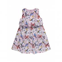 Купить мамуляндия платье для девочки райские птички 19-424 19-424 райские птички