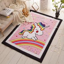 Купить porolon детский коврик единорожка rx555231