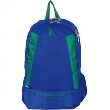 Купить рюкзак u.s. polo assn, синий ( id 12245200 )