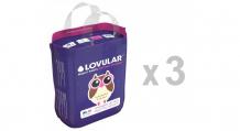 Купить lovular подгузники-трусики ночные xl 18 шт. (12-17 кг)