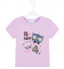 Купить футболка shishco, цвет: фиолетовый ( id 8907535 )