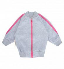 Кофта Lucky Child, цвет: серый ( ID 427614 )
