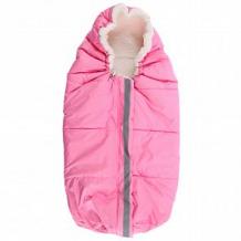 Купить funecotex конверт в коляску, цвет: розовый ( id 10368281 )