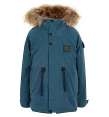 Купить куртка kvartett, цвет: серый/голубой ( id 9762621 )